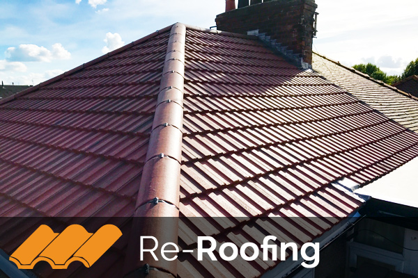 Re Roofing New Roof Services In Chester Cheshire Uk
