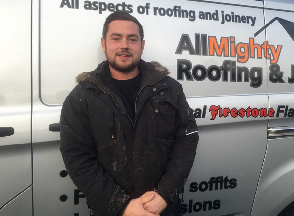 Josh - AllMighty Roofing Chester